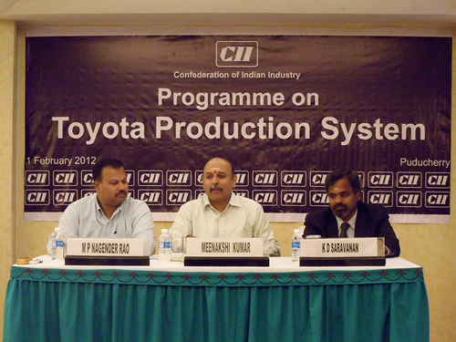 creating sustainable competitive advantage the toyota